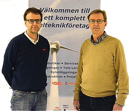 Niclas Elheim och Nils-Åke Elheim